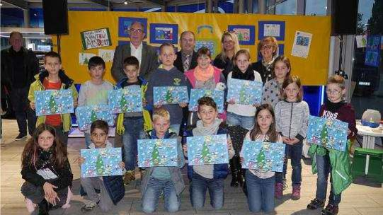 Alsdorfer Lions Club präsentiert den neuen Adventskalender